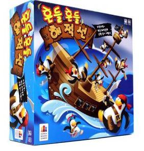 흔들흔들 해적선