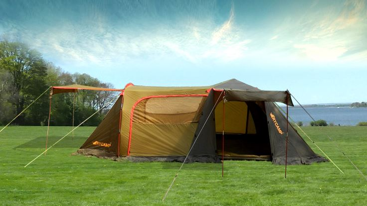 4~5인용 거실형 텐트