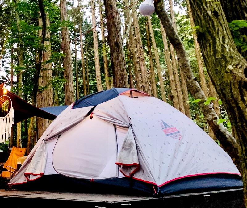 코베아 3-4인용 텐트