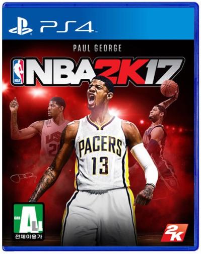 [PS4/PS5] NBA 2K17