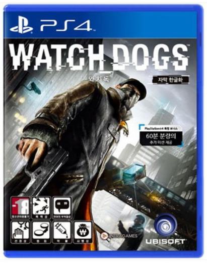 [PS4/PS5] 와치 독스