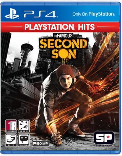 [PS4/PS5] 인퍼머스 세컨드 선