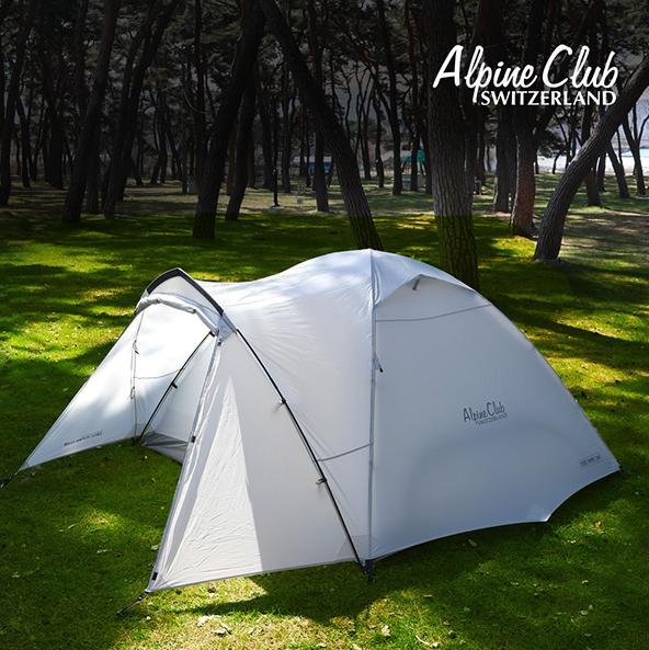 스위스알파인클럽 3-4인용 텐트